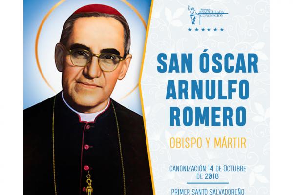 San Óscar Arnulfo Romero