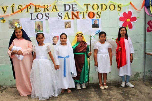 Víspera de todos los santos