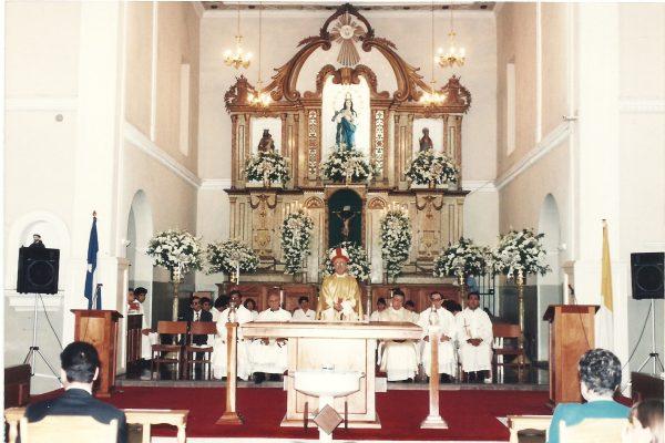 Historia de nuestra Parroquia Inmaculada Concepción