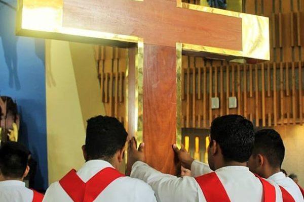Semana Santa en la Parroquia Inmaculada Concepción